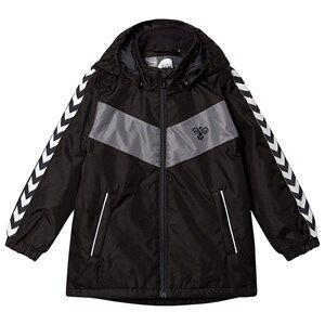Image of Hummel Per Jacket Black 104 cm (3-4 Years)