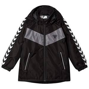 Image of Hummel Per Jacket Black 116 cm (5-6 Years)