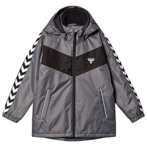 Image of Hummel Per Jacket Quiet Shade 128 cm (7-8 Years)