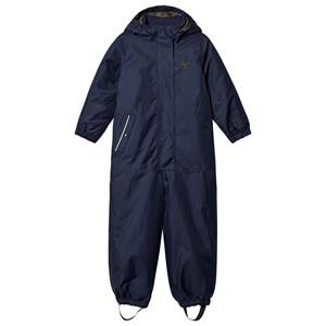 Image of Hummel Visund overall Black Iris 128 cm (7-8 Years)