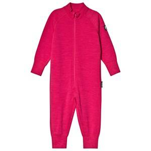 Image of Reima Parvin Thermal Onesie Raspberry Pink 128 cm (7-8 Years)