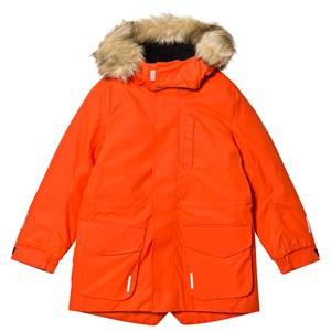 Reima Reimatec Naapuri Jacket Orange 146 cm (10-11 Years)