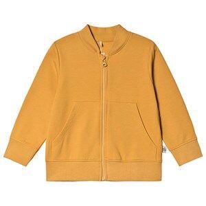 A Happy Brand Baseball Cardigan Warm Honey 86/92 cm