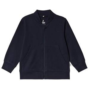 A Happy Brand Baseball Cardigan Navy Night 110/116 cm