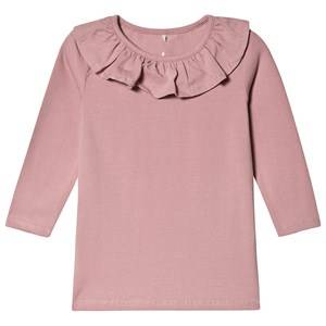 A Happy Brand Flounce Top Rose 86/92 cm