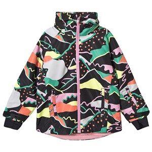 Stella McCartney Kids Mountain Ski Jacket Pink Ski jackets