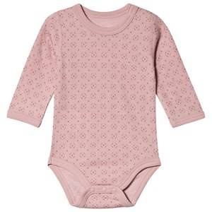 Image of Hust&Claire; Baloo Baby Body Dusty Rose 56 cm (1-2 Months)