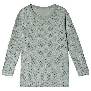 Hust&Claire; Abba T-Shirt Jade Green Pyjamas