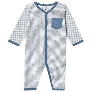 Fixoni Joy One-Piece Baby Blue 92 cm (1,5-2 Years)