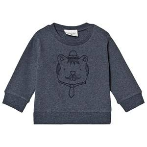 Fixoni Joy Sweatshirt Total Eclipse 68 cm (4-6 Months)