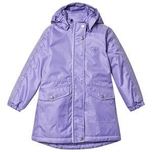 Image of Hummel Jane Coat Aster Purple 110 cm (4-5 Years)