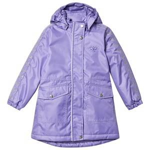 Image of Hummel Jane Coat Aster Purple 122 cm (6-7 Years)