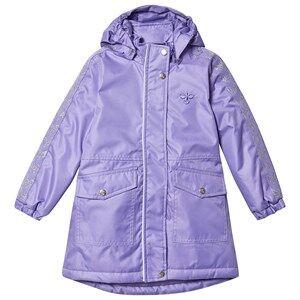 Image of Hummel Jane Coat Aster Purple 110 cm (4-5 Years)