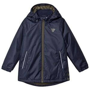 Hummel Vimur Jacket Black Iris Shell jackets