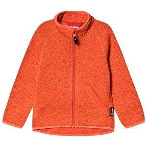 Image of Reima Hopper Fleece Jacket Orange 104 cm (3-4 Years)