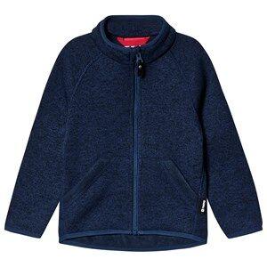 Image of Reima Hopper Fleece Jacket Jeans Blue 134 cm (8-9 Years)