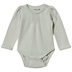 Mini A Ture Akeleje Baby Body Puritan Grey 3m/62cm