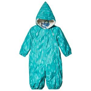 Muddy Puddles 3-in-1 Scamp overall Feather Baltic 0-6 months