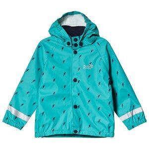 Muddy Puddles Rainy Day Jacket Baltic Light Bolt Raincoats