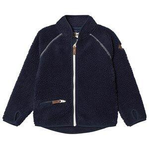 ebbe Kids Dale Terry Fleece Jacket Navy 134 cm (8-9 Years)