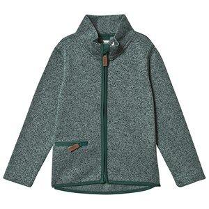 Image of ebbe Kids Dash Fleece Jacket Dusty Green 104 cm (3-4 Years)