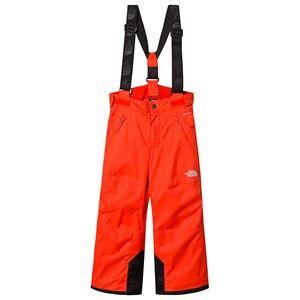 The North Face Snowquest Plus Ski Pants Red Ski pants and salopettes
