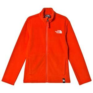 The North Face Snow Quest Full Zip Fleece Red S (7-8 years)