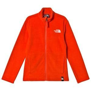 The North Face Snow Quest Full Zip Fleece Red L (14-16 years)