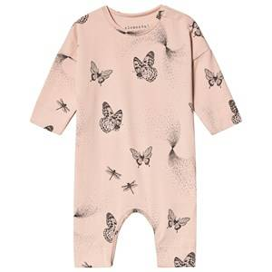 Fixoni Butterfly One-Piece Cameo Rose 68 cm (4-6 Months)