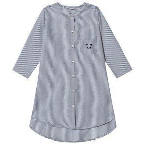 Liewood Evy Nightgown Blue Wave/White Pyjamas