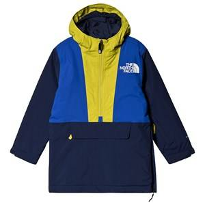 The North Face Freedom Ski Anorak Citronelle Green Ski jackets