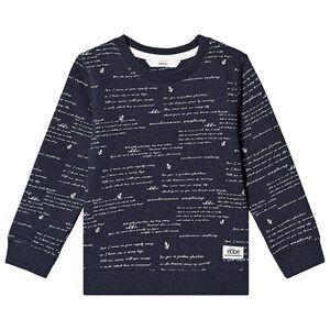 ebbe Kids Baird Sweatshirt Text 110 cm (4-5 Years)