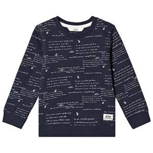ebbe Kids Baird Sweatshirt Text 92 cm (1,5-2 Years)