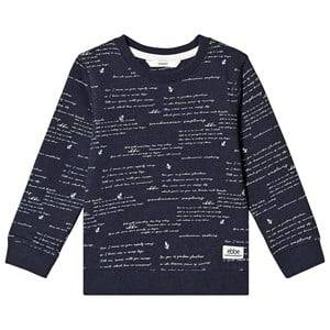 Image of ebbe Kids Baird Sweatshirt Text 116 cm (5-6 Years)