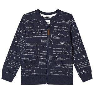 ebbe Kids Baker Zip Sweatshirt Text 62 cm (2-4 Months)