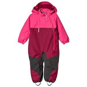 Image of Bergans Lilletind overall Beet Red 104 cm (3-4 Years)
