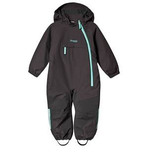 Bergans Lilletind overall Solid Charcoal 110 cm (4-5 Years)