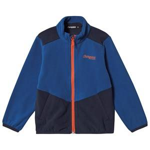Image of Bergans Lilletind Fleece Jacket Classic Blue 128 cm (7-8 Years)