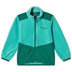 Image of Bergans Lilletind Fleece Jacket Greenlake 128 cm (7-8 Years)