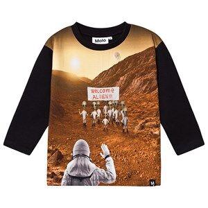 Molo Mountoo Sweatshirt Mars Scenery 122 cm (6-7 Years)