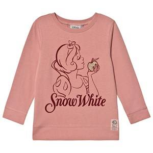 Wheat T-Shirt Snow White Flock Soft Rouge 92 cm (1,5-2 Years)