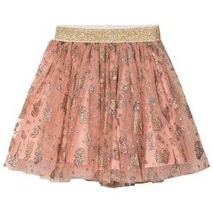 Wheat Skirt Tulle Snow White Soft Rouge 98 cm (2-3 Years)