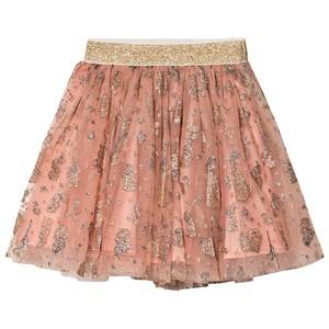 Wheat Skirt Tulle Snow White Soft Rouge 92 cm (1,5-2 Years)
