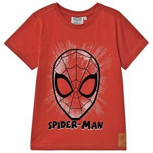 Wheat T-Shirt Spider Face Paprika 92 cm (1,5-2 Years)