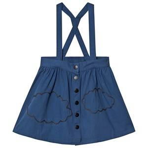 nadadelazos Cloud Skirt Police Blue 12-18 Months