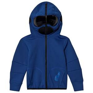 AI Riders on the Storm Tech Goggle Hoodie Blue 6 years