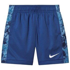 NIKE Mesh Shorts Game Royal 3-4 years