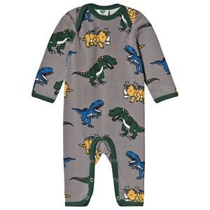 Smfolk Dino One-Piece Wild Dove 56cm (1 month)