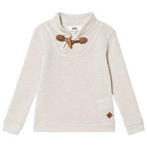 ebbe Kids Valle Sweater White Sand 104 cm (3-4 Years)