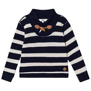 ebbe Kids Valle Sweater Navy/Sand 134 cm (8-9 Years)
